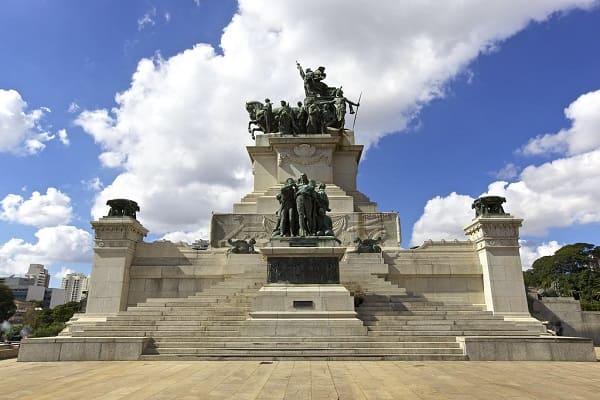 Parque da Independência: Monumento à Independência do Brasil