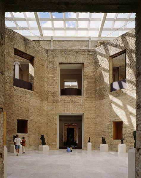 Pinacoteca: janelas (fonte: Archidaily)