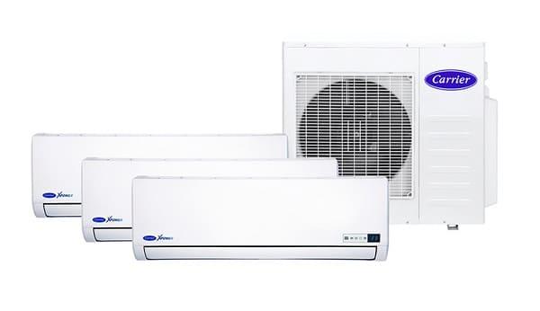 Tipos de ar condicionado: Multisplit