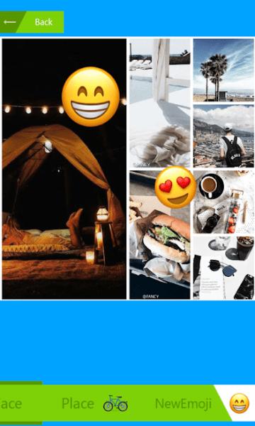 Aplicativos de fotos: InstaFrame