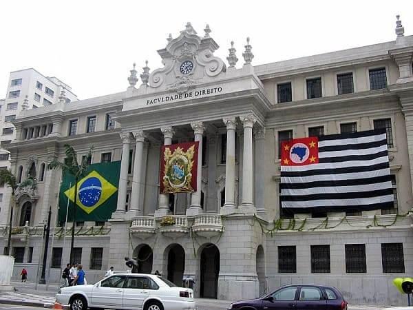 Centro Histórico de São Paulo: Academia de Direito