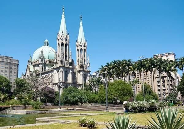Centro Histórico de São Paulo: Catedral da Sé