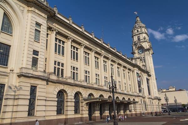 Centro Histórico de São Paulo: Estação Júlio Prestes