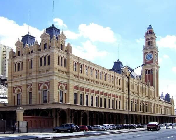 Centro Histórico de São Paulo: Estação da Luz