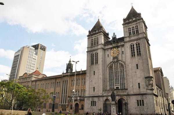 Centro Histórico de São Paulo: Mosteiro de São Bento