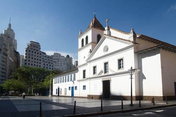 Centro Histórico de São Paulo: Páteo do Collegio