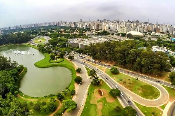 Centro Histórico de São Paulo: Parque Ibirapuera