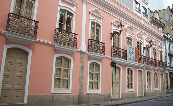 Centro Histórico de São Paulo: Solar da Marquesa