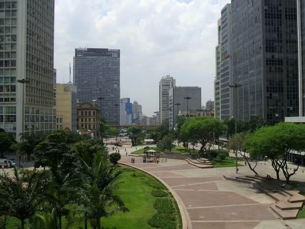 Centro Histórico de São Paulo: Vale do Anhangabaú