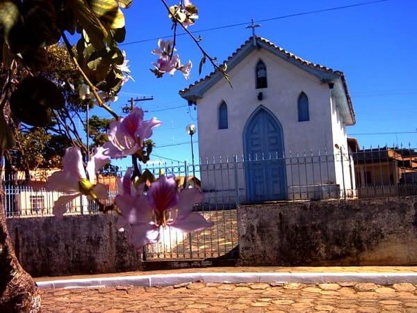 Cidades Históricas de Minas Gerais: Capela Santa Frutuosa - Caeté