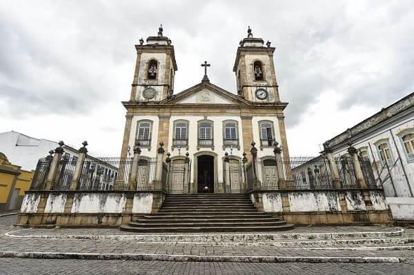 Cidades Históricas de Minas Gerais: Catedral Basílica de Nossa Senhora do Pilar - São João Del Rei