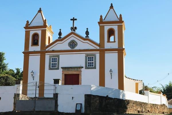 Cidades Históricas de Minas Gerais: Igreja Nossa Senhora da Penha - Bichinho