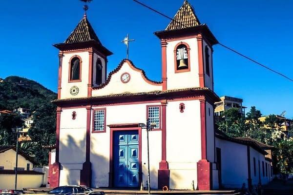 Cidades Históricas de Minas Gerais: Igreja da Nossa Senhora da Conceição - Sabará