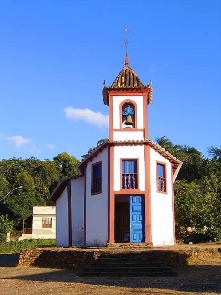 Cidades Históricas de Minas Gerais: Igreja de Nossa Senhora do Ó - Sabará