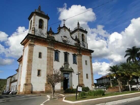 Cidades Históricas de Minas Gerais: Igreja de Nossa Senhora do Bom Sucesso - Caeté