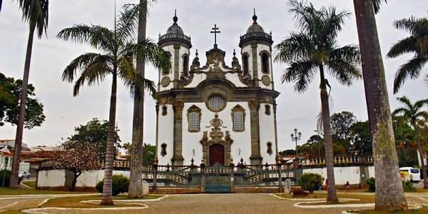 Cidades Históricas de Minas Gerais: Igreja de Nossa Senhora do Carmo - São João Del Rei