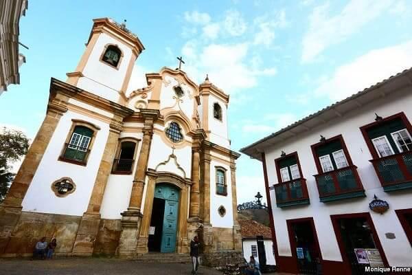 Cidades Históricas de Minas Gerais: Igreja de Nossa Senhora do Pilar (Matriz) - Ouro Preto