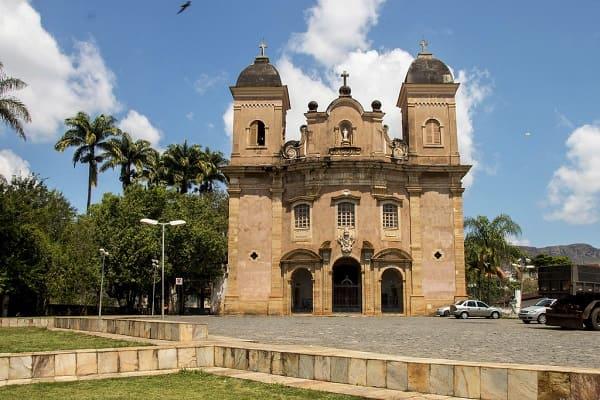 Cidades Históricas de Minas Gerais: Igreja de São Pedro dos Clérigos - Mariana