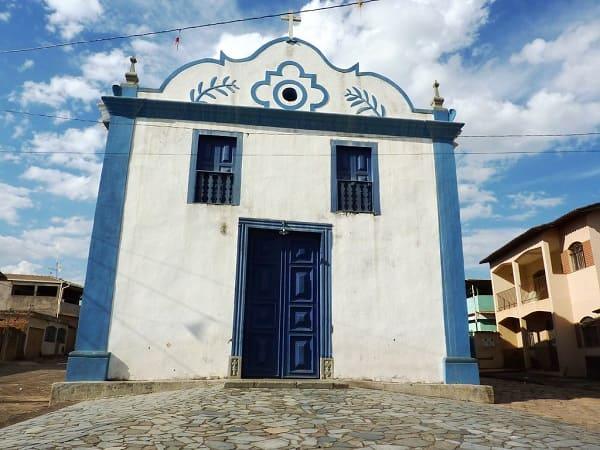 Cidades Históricas de Minas Gerais: Igreja do Rosário - Congonhas