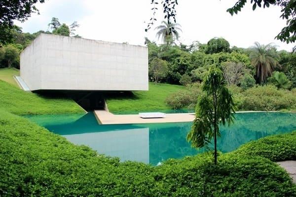 Cidades Históricas de Minas Gerais: Instituto Inhotim - Brumadinho
