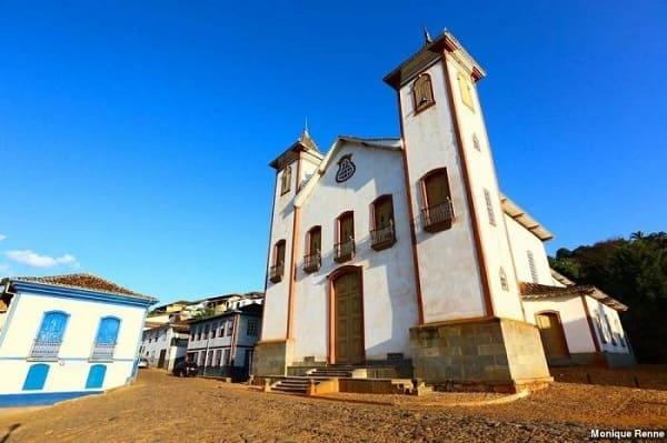 Cidades Históricas de Minas Gerais: Matriz de Nossa Senhora da Conceição - Serro