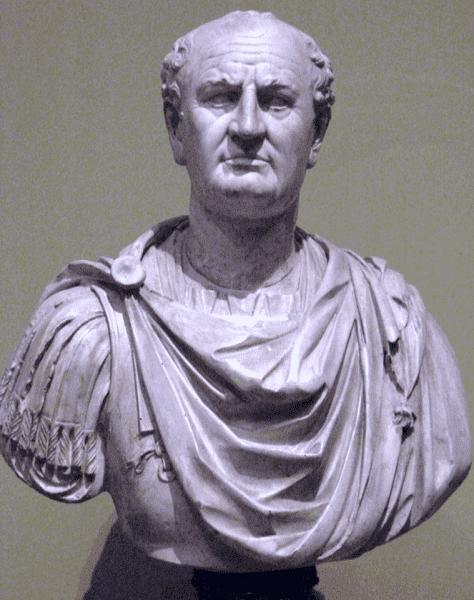 Coliseu de Roma: Imperador Vespasiano, o responsável pela construção do anfiteatro