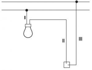 Diagrama unifilar: exemplo de diagrama funcional (foto: eletronicos.etc.br)