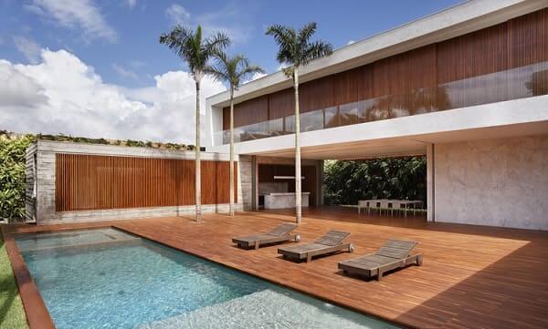 Guilherme Torres: AN House - área externa