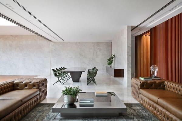 Guilherme Torres: AN House - Sala de Estar
