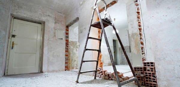 Reforma de apartamento: demolição de parede de alvenaria