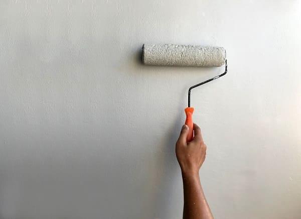 Reforma de apartamento: pintura de parede