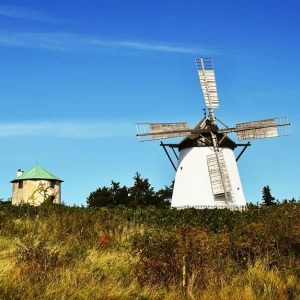Energia eólica começou a ser utilizada com os moinhos de vento
