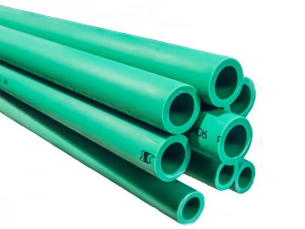 Instalação hidráulica: Tubo de PPR (Polipropileno Copolímero Random)