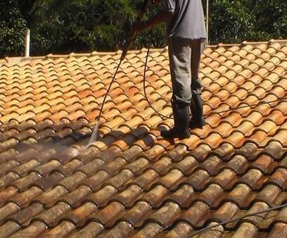 Telha esmaltada tem fácil limpeza