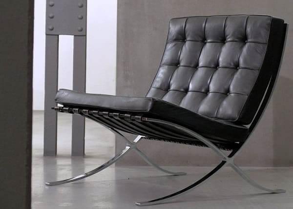 Walter Gropius: cadeira Barcelona foi criada na Bauhaus