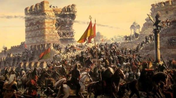 Arquitetura Bizantina: representação de conflito em Constantinopla