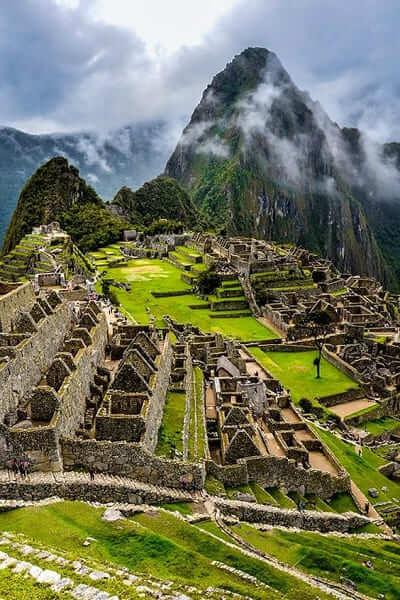 As sete maravilhas do mundo: Machu Picchu