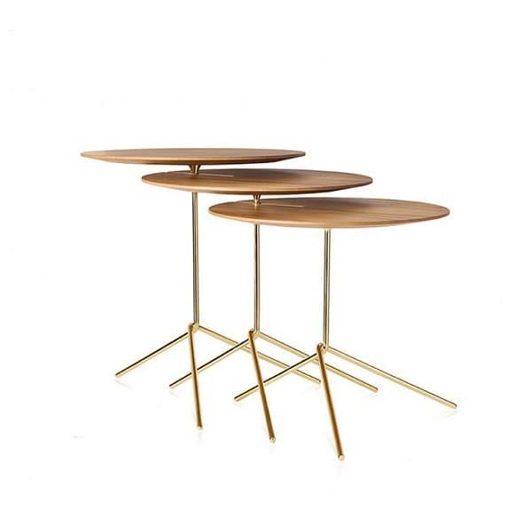Jader Almeida: mesa lateral Nine