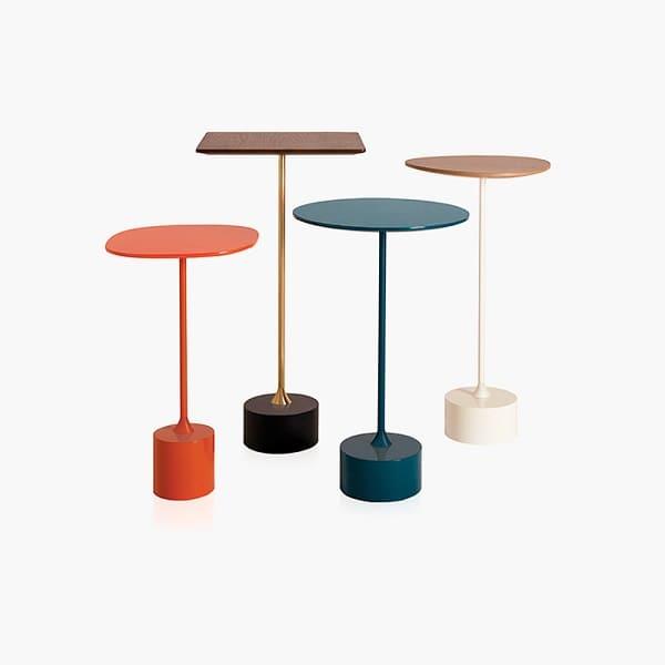 Jader Almeida: mesa de apoio jardim