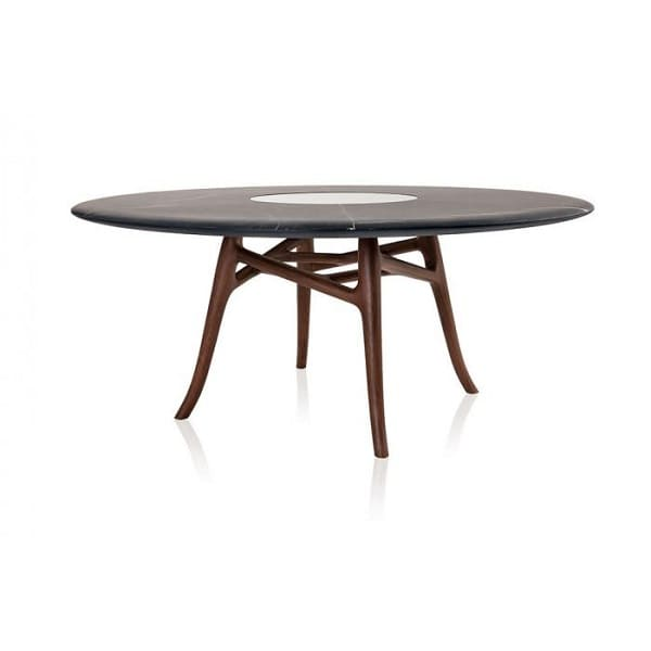 Jader Almeida: mesa de jantar Aris