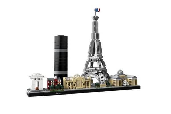 LEGO Arquitetura Paris