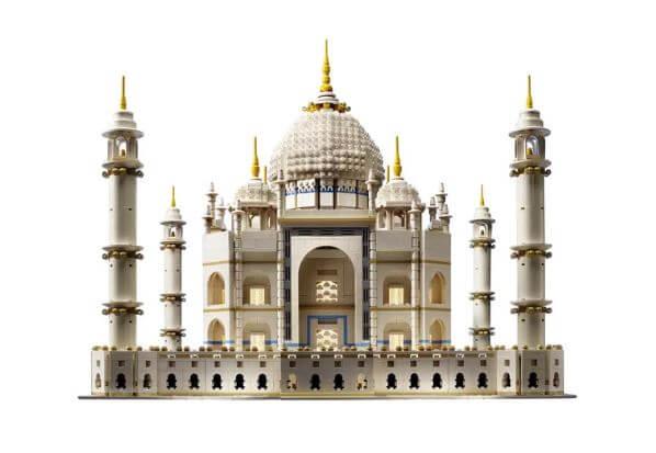 LEGO Arquitetura: Taj Mahal