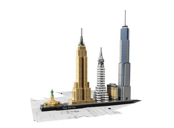 Lego Arquitetura: Nova York