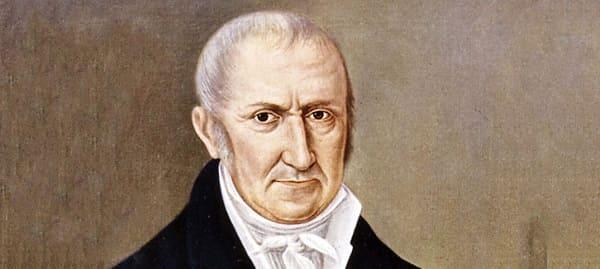 O inventor da tensão elétrica, Alessandro Volta