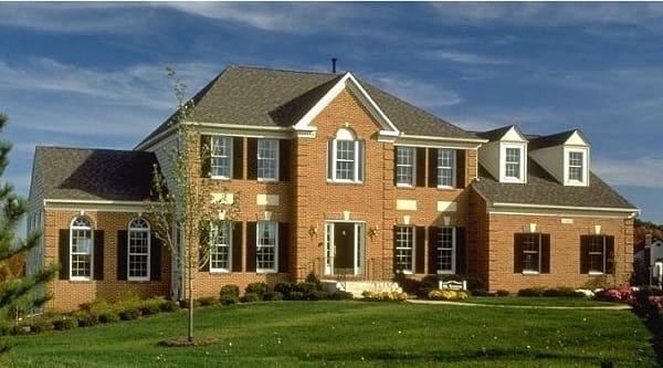 Casa estilo americano no estilo neocolonial (foto: construindo decor)