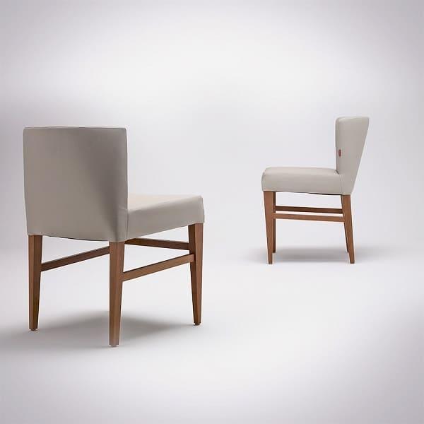 Paulo Biacchi: cadeira wave branca