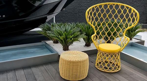 Paulo Biacchi: Coleção Tidelli - cadeira Painho (em parceria com Marcelo Rosenbaum)