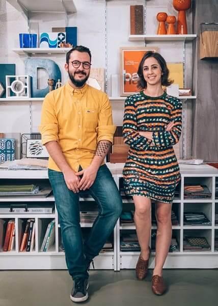 Paulo Biacchi e Carolina Armellini