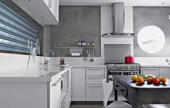 Passa prato com estilo industrial (foto: Casa e Construção)