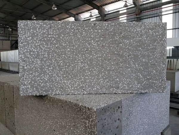 Alvenaria: Tijolo de concreto celular